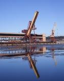 矿物泵 免版税图库摄影