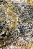 矿物特写镜头  免版税库存图片