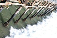 码头 免版税库存照片