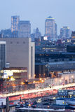 码头81在曼哈顿 库存图片