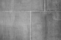 砂岩块和填水泥被构造的感受背景 免版税图库摄影