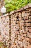 砂岩墙壁表面 免版税库存图片