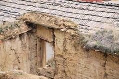 砂岩废墟 库存图片