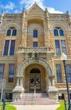 砂岩法院大楼 图库摄影