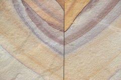 砂岩纹理 免版税库存照片
