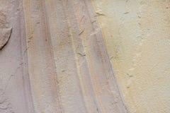 砂岩纹理 图库摄影