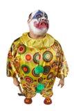 砍精神分析的小丑 图库摄影