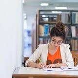 研究教育,妇女工作 免版税库存照片