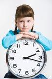 研究时间 免版税库存照片