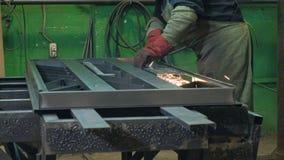 研金属空白的过程,金属门的生产 股票录像