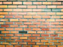 砖五颜六色的墙壁 库存图片