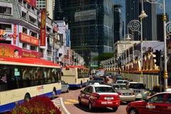 砖厂,吉隆坡 免版税图库摄影