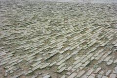 砖厂-故宫,北京,中国 库存照片