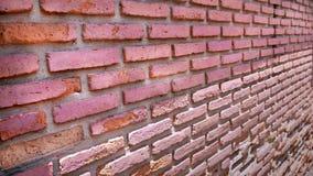 砖和水泥墙壁纹理 免版税库存照片
