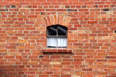 砖和窗口 图库摄影