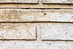 砖土气墙壁 免版税图库摄影