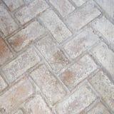 砖地板 图库摄影