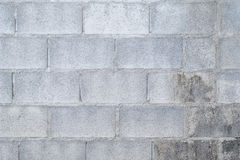 砖块墙壁材料背景 免版税库存图片