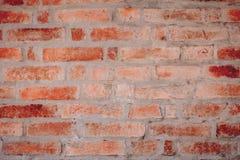 砖块墙壁背景 图库摄影