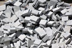 砖堆 免版税库存图片