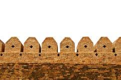 砖墙一 免版税库存图片