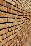 砖墙两 免版税图库摄影