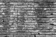 砖墙内部外部装饰的纹理背景 免版税库存照片