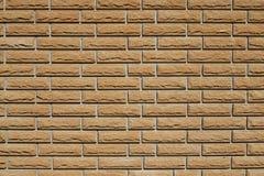 砖墙无缝的样式 免版税库存图片