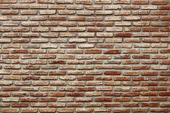 砖墙的模式 免版税库存图片