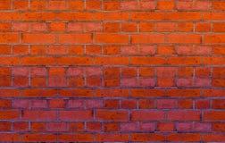 砖墙红色赤土陶器行正方形和长方形石头根据网络设计 库存照片