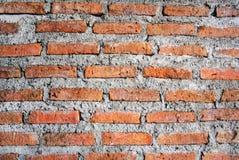 砖墙纸 免版税库存照片
