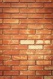 砖墙纹理产业大厦背景材料精读 免版税库存照片