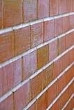 砖墙纹理产业楼房建筑背景材料  库存照片
