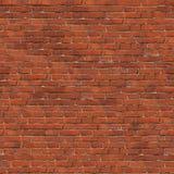 砖墙纹理背景。 免版税库存照片