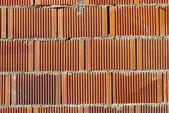 砖墙纹理背景的 免版税库存照片