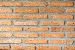 砖墙纹理背景 图库摄影