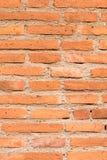 砖墙纹理背景 免版税库存图片