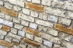 砖墙纹理背景 免版税图库摄影