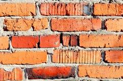 砖墙纹理 免版税库存照片