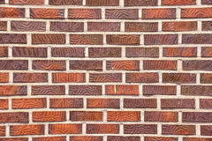 砖墙纹理 库存图片