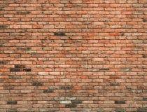 砖墙背景纹理 免版税库存照片