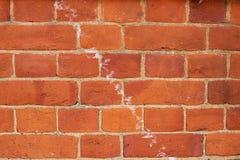砖墙背景纹理 免版税图库摄影
