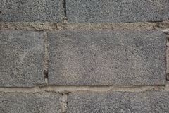 砖墙背景,葡萄酒 免版税库存图片