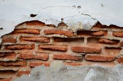 砖墙背景 图库摄影