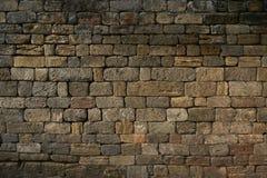 砖墙颜色背景红色纹理老样式建筑 免版税库存照片