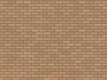 砖墙 库存例证