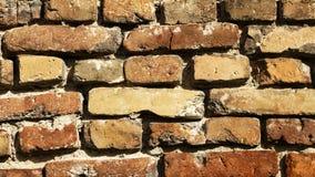 砖墙backround 免版税库存图片