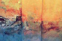 砖墙II 免版税库存照片