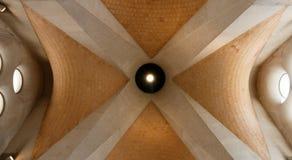 砖天花板 免版税图库摄影