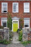 砖房子伦敦红色城镇 免版税库存图片
